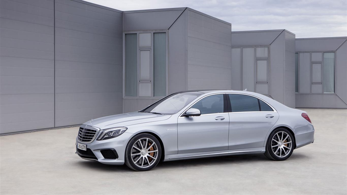 Mercedes Benz S63 Amg Cars Hd Wallpaper 08 Avance