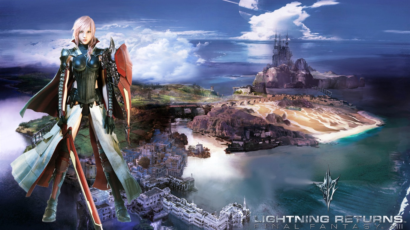Lightning Returns Final Fantasy Xiii Game Hd Wallpaper 03 Preview