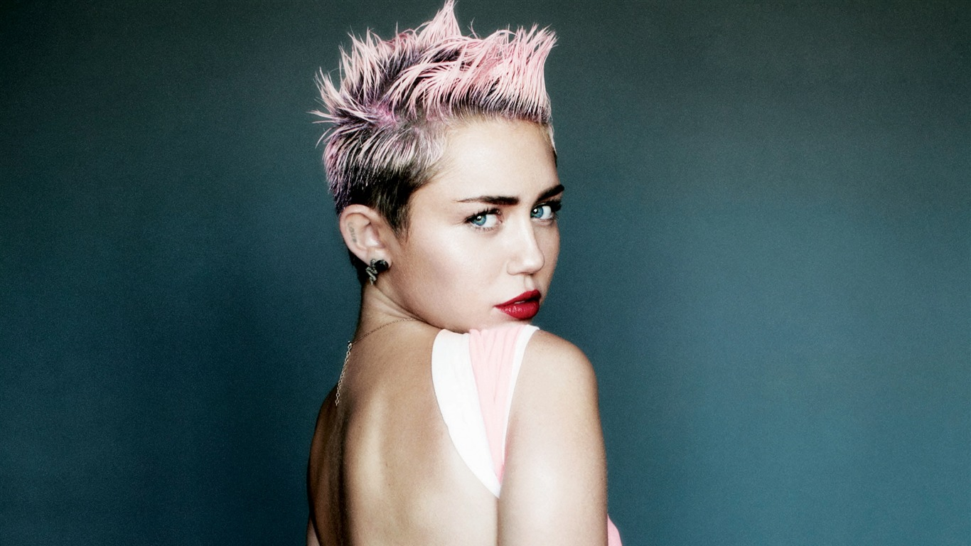 Miley Cyrus Beauty Photo Hd Wallpapers Preview 10wallpapercom