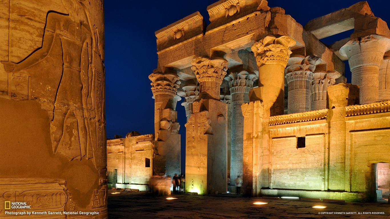 Temple_of_Haroeris_and_Sobek-National_Geographic_photo_wallpaper2013.8.21