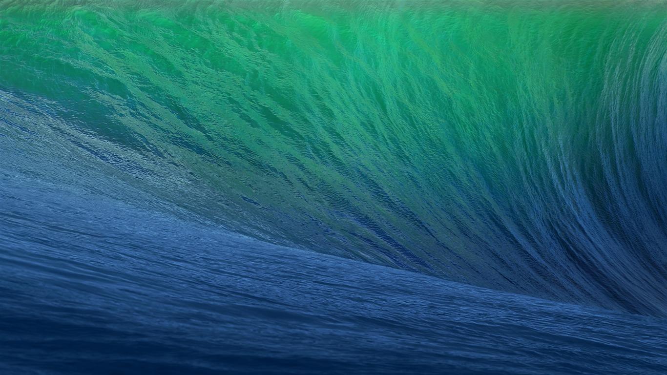 Mac Os X Mavericks Hd Desktop Wallpaper 01 Avance