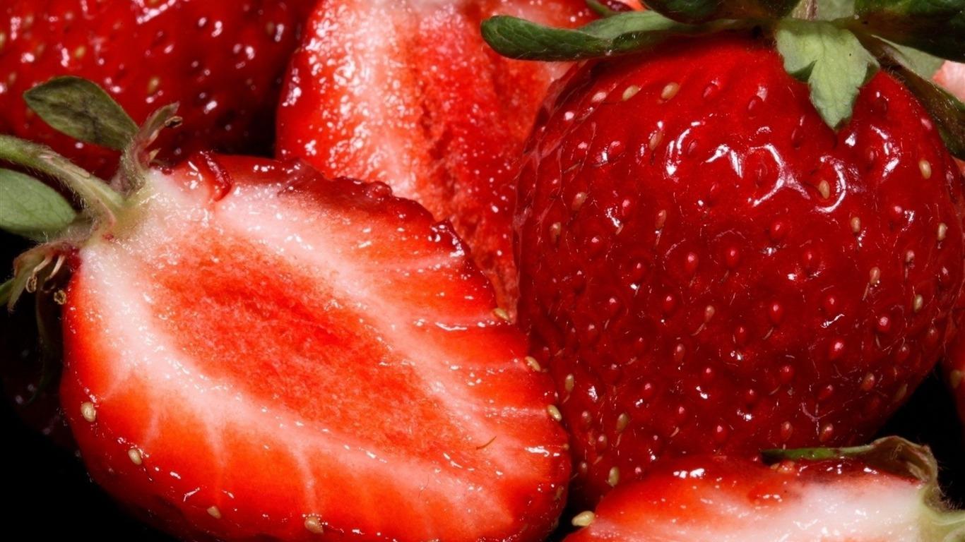 イチゴベリー甘い 食べ物のhd壁紙プレビュー 10wallpaper Com