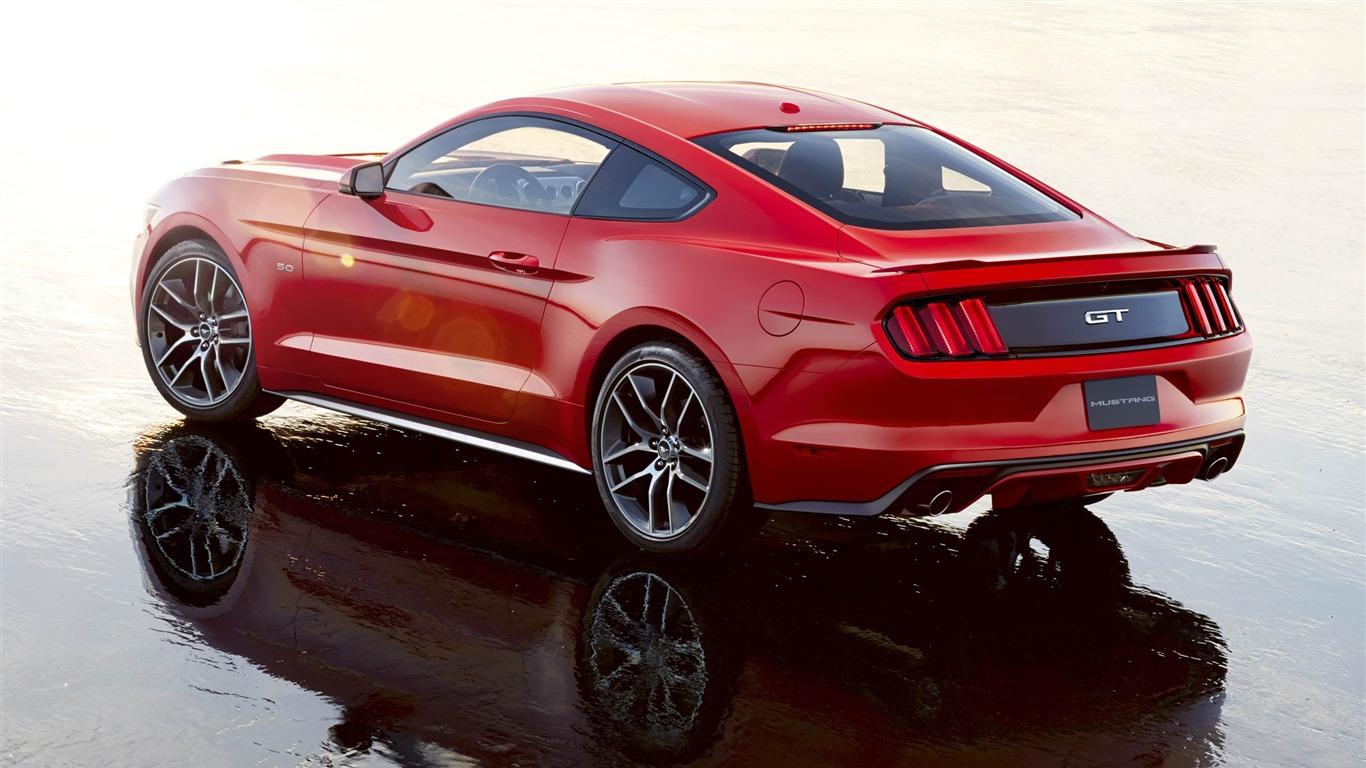 2015 Ford Mustang Gt Car Hd Wallpaper 14 Avance