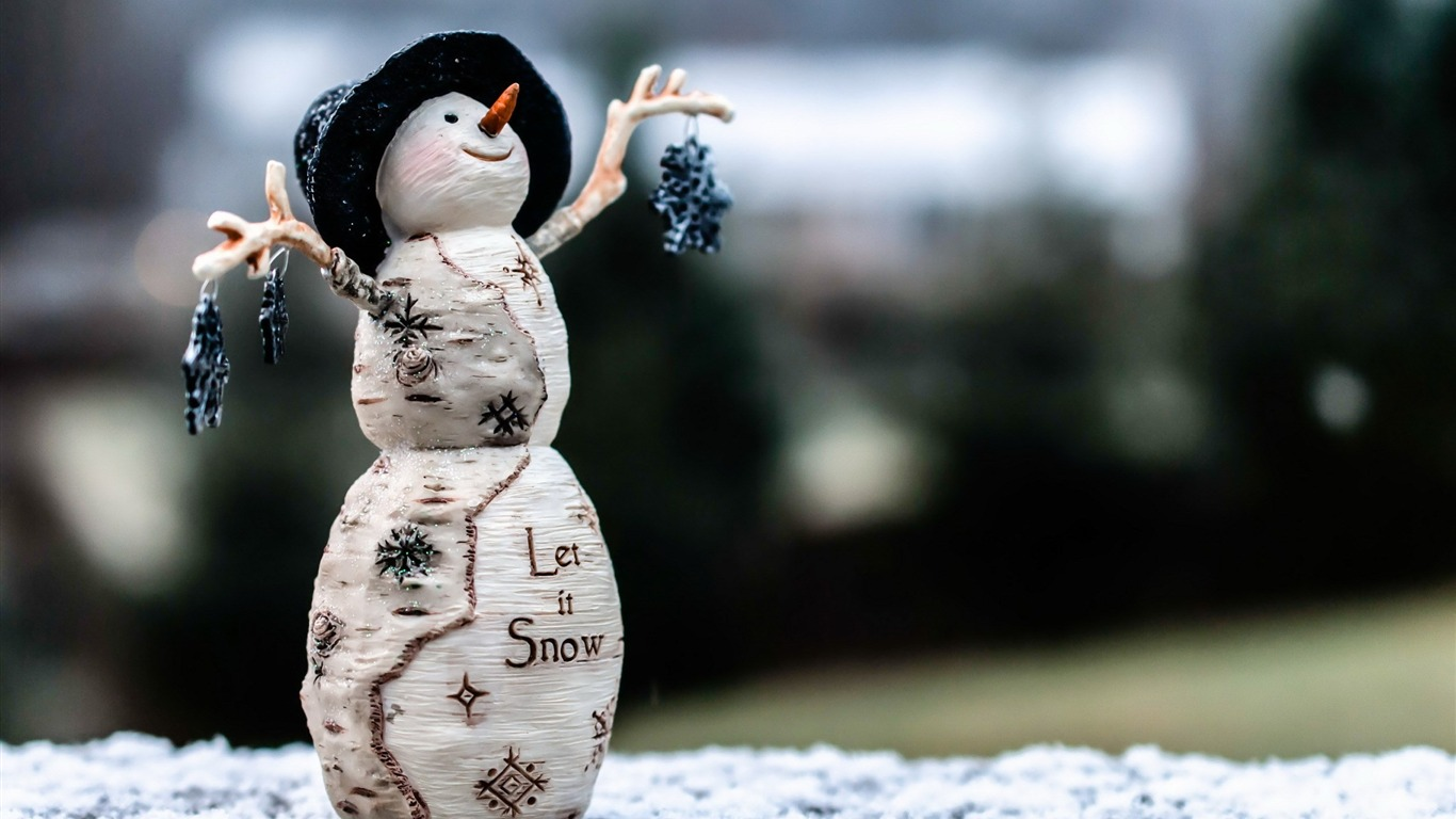 winter_snowman_toy-HIGH_Quality_Wallpaper