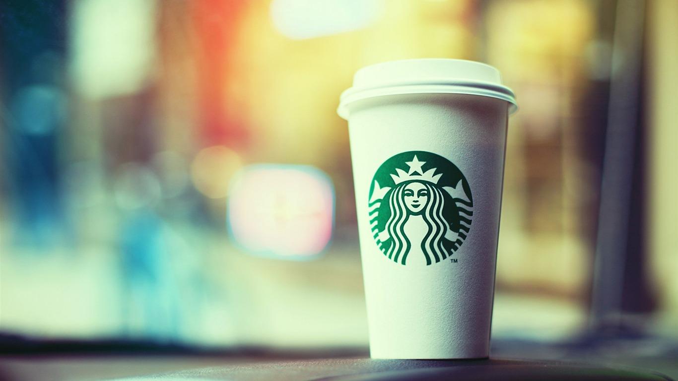 Starbucks Coffee Brand Advertising Wallpaper 19 Preview