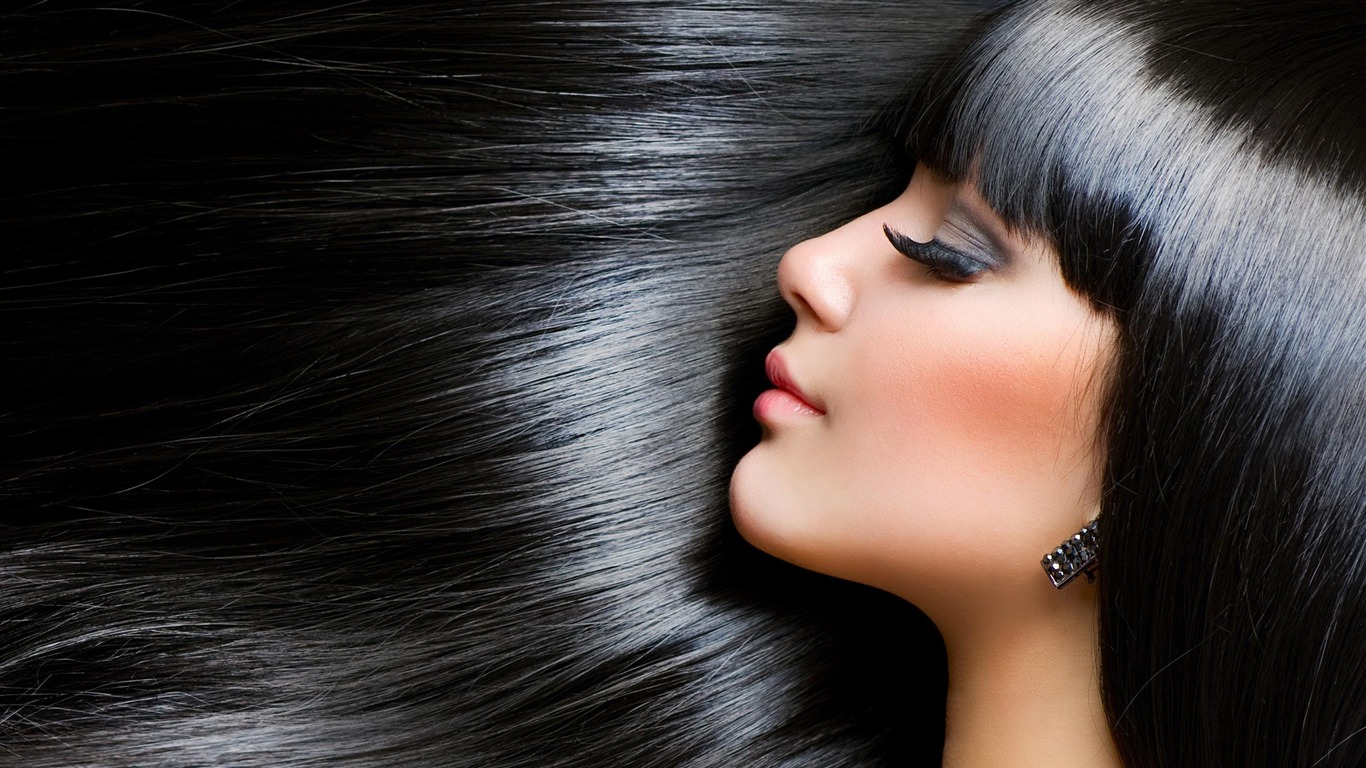cabelo preto photo-photo HD Wallpaper