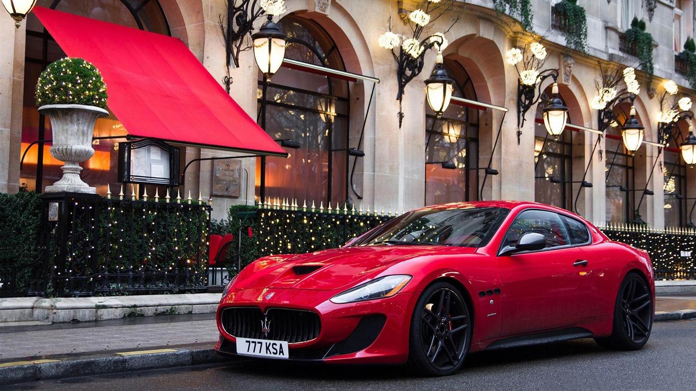 Granturismo Maserati Car Hd Wallpaper Preview 10wallpapercom