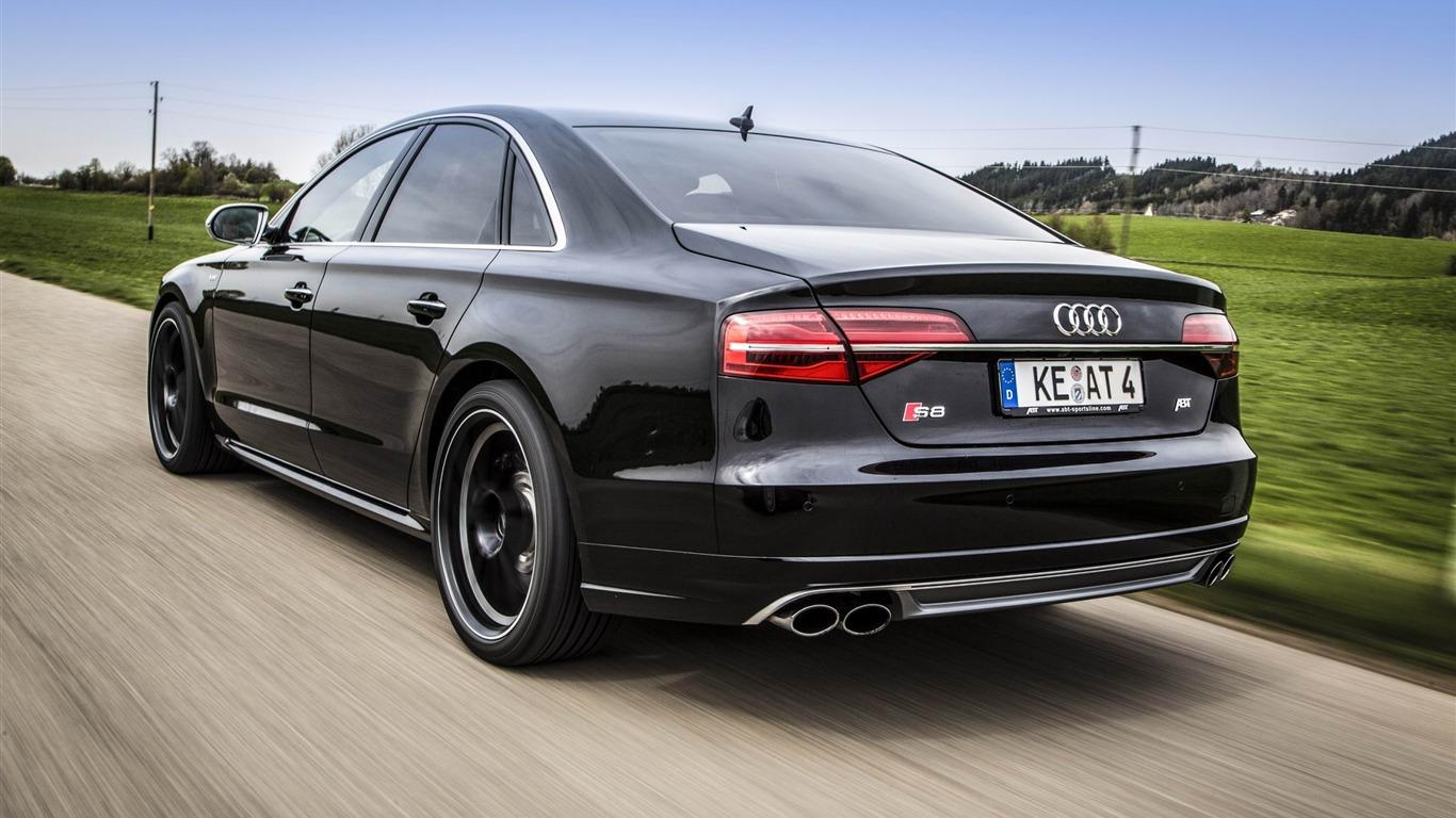 Audi S8 Abt Sportsline Cars Fondo De Pantalla Hd Avance