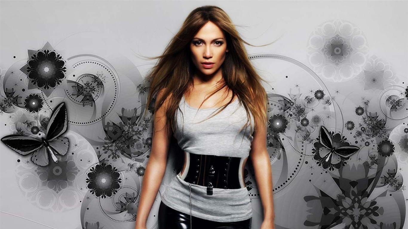 Jennifer Lopez ワールドカップセクシーな写真のhd壁紙プレビュー
