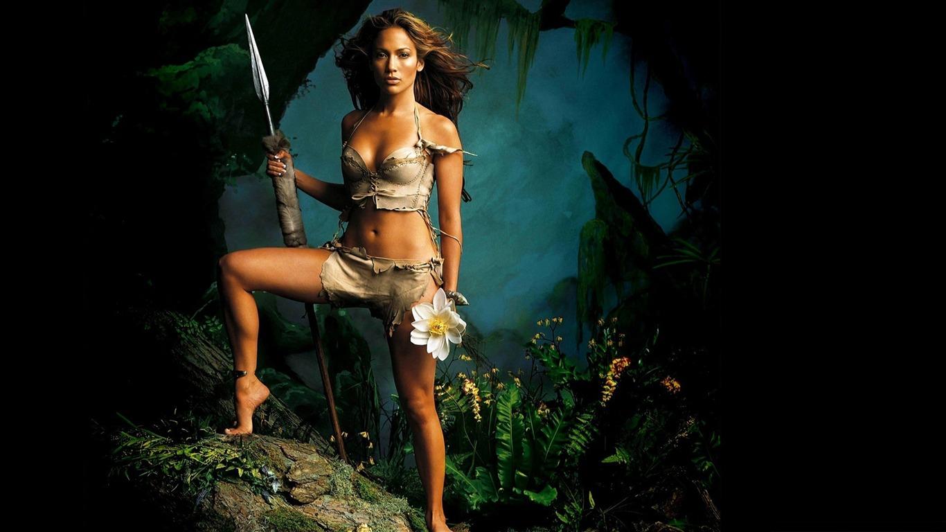 Copa Mundial De Brasil Sexy Jennifer Lopez Photo Hd