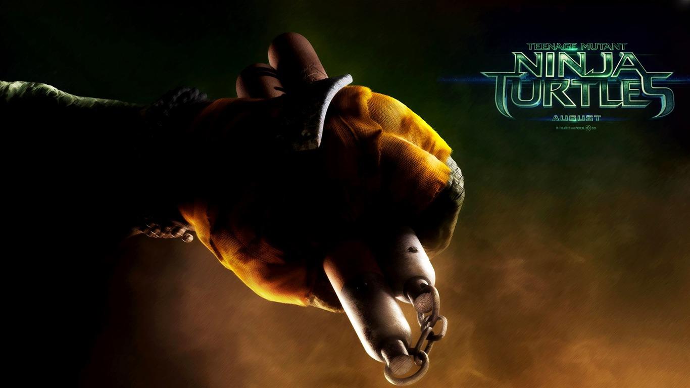 Teenage Mutant Ninja Turtles 2014 Movie Hd Wallpaper 10 Preview