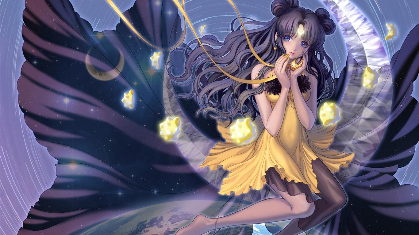 Sailor Moon Anime Hd Desktop Wallpaper 07 Preview