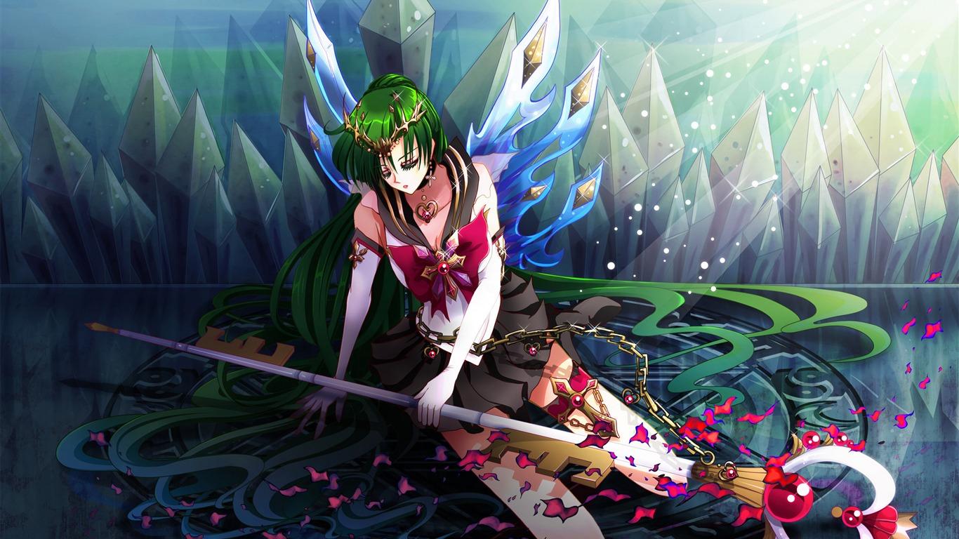 Sailor Moon Anime Hd Desktop Wallpaper 13 Preview