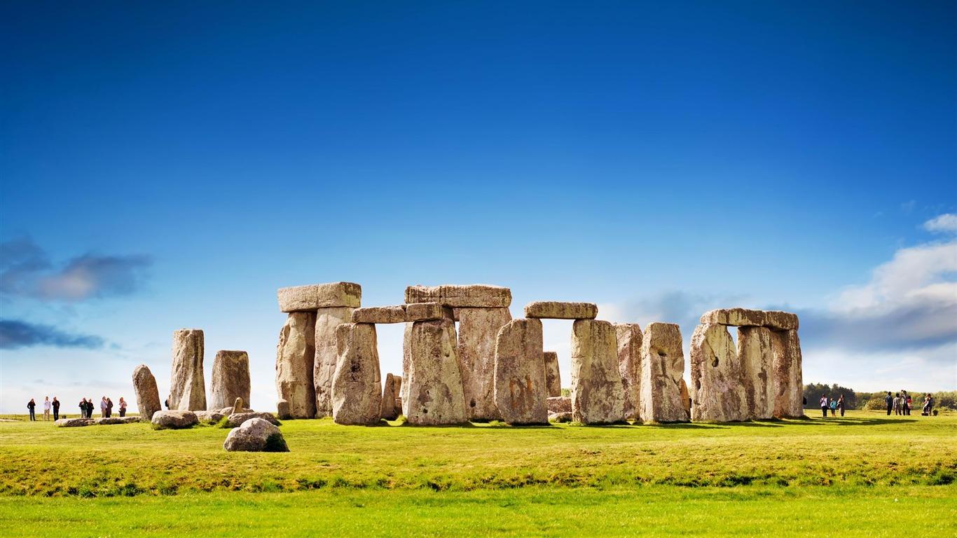 Stonehenge England - Papel de Parede Visualização   10wallpaper.com