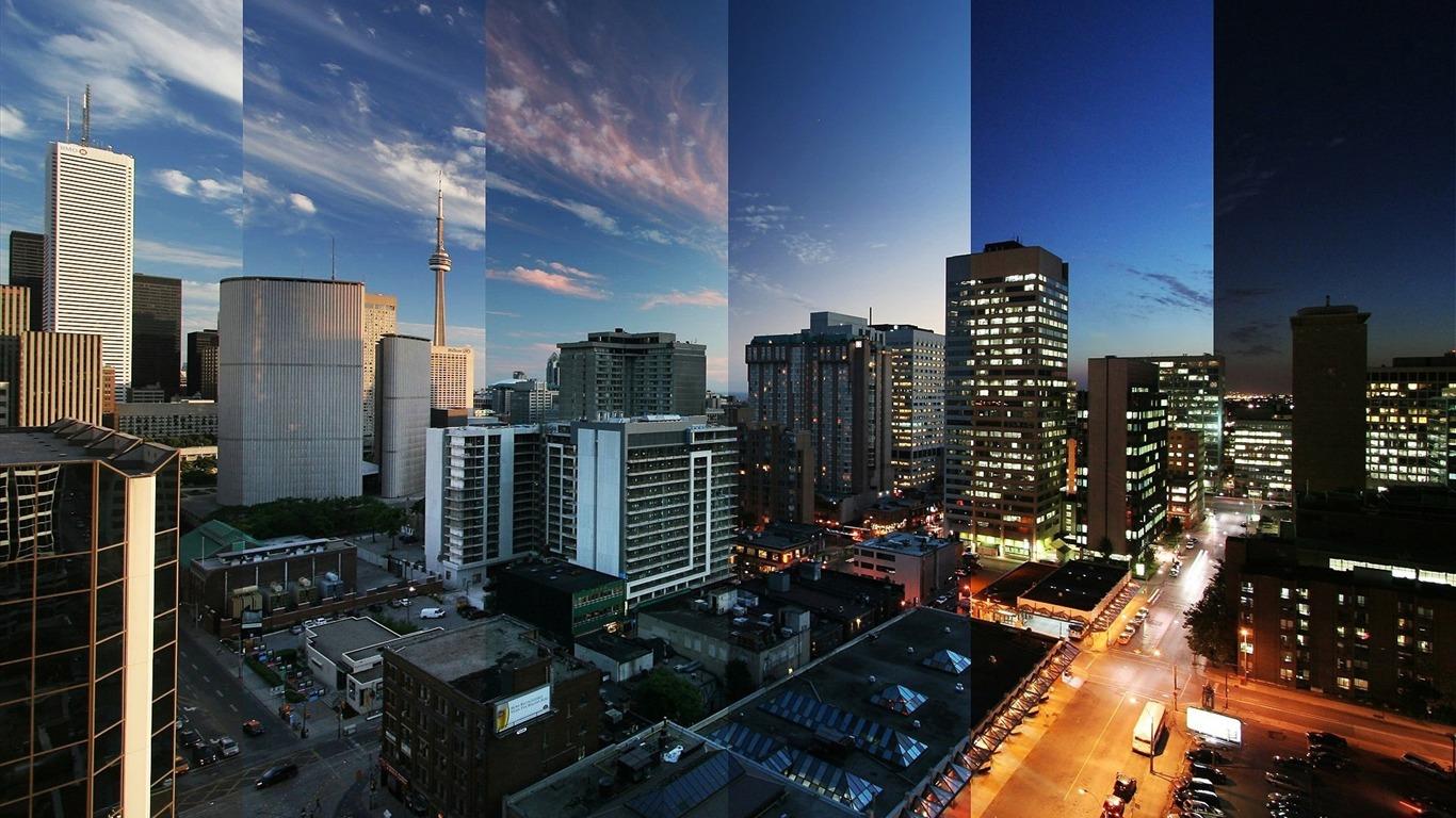 Toronto Canadá Ciudades Hd Fondo De Pantalla Avance