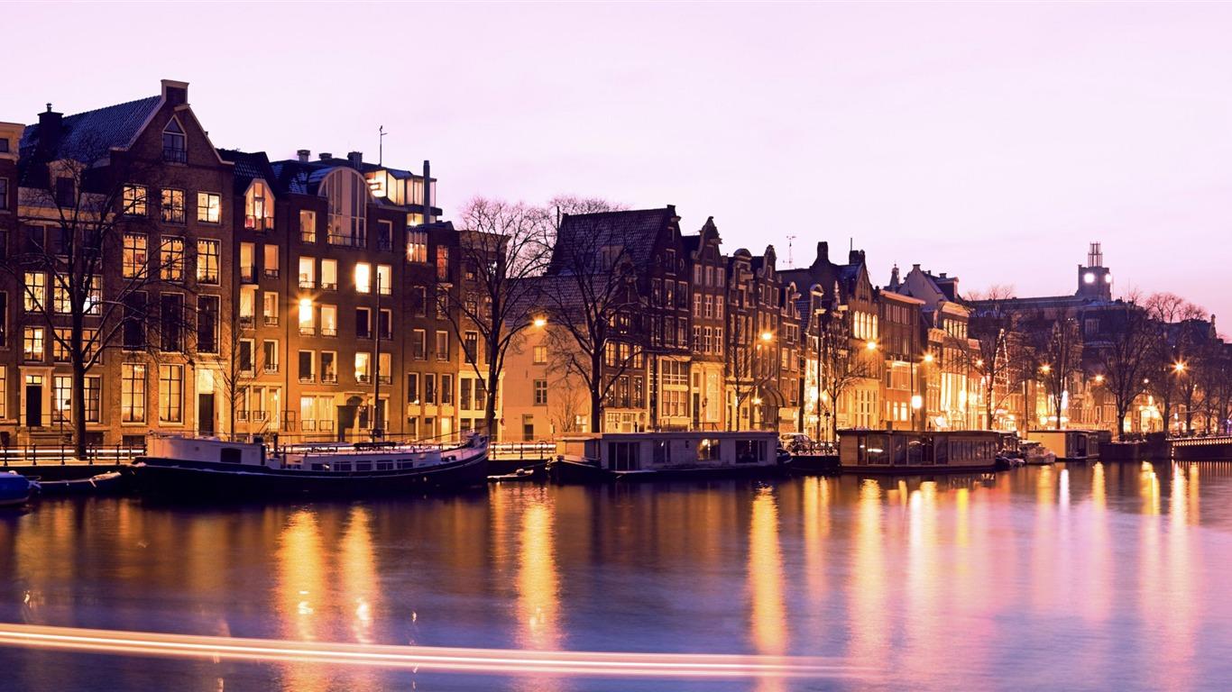 アムステルダムの運河の画像 p1_27