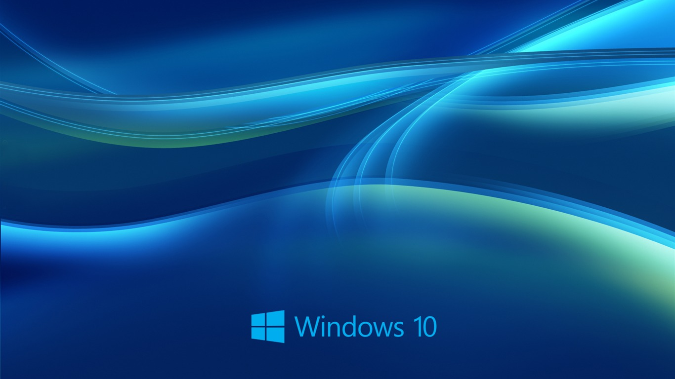 Microsoft Windows 10 OS Fonds D'écran Aperçu