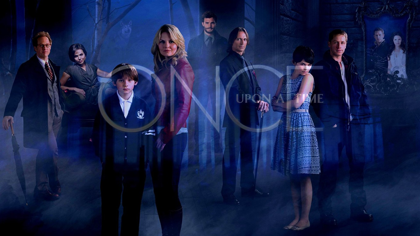 Once Upon A Time Tv Series Hd Wallpaper 02 Preview 10wallpaper Com
