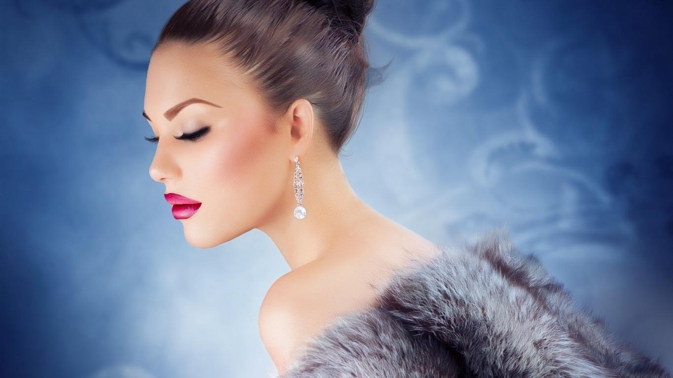 Mujeres Glamorosas Fotos Fondo De Pantalla Hd Avance