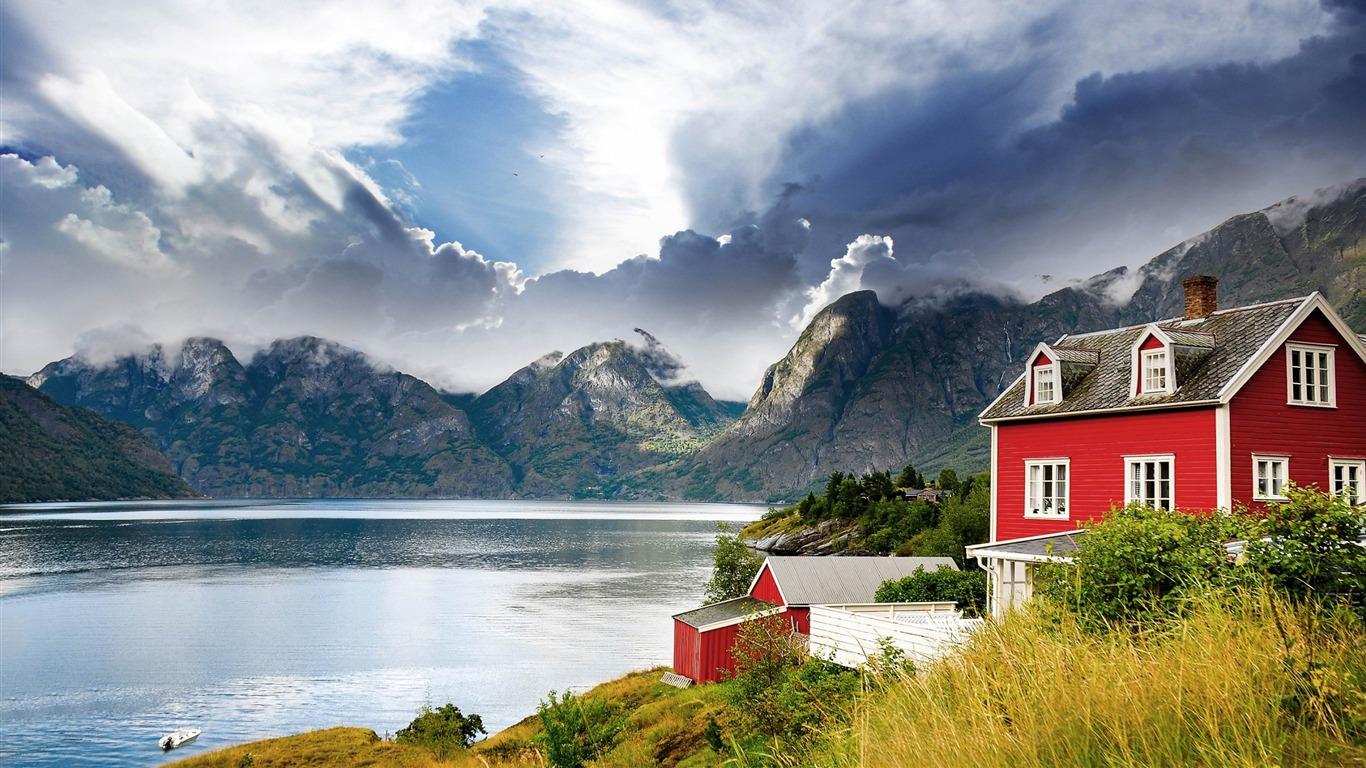 Norway Landscape Scenery Hd Wallpapers Avance 10wallpapercom