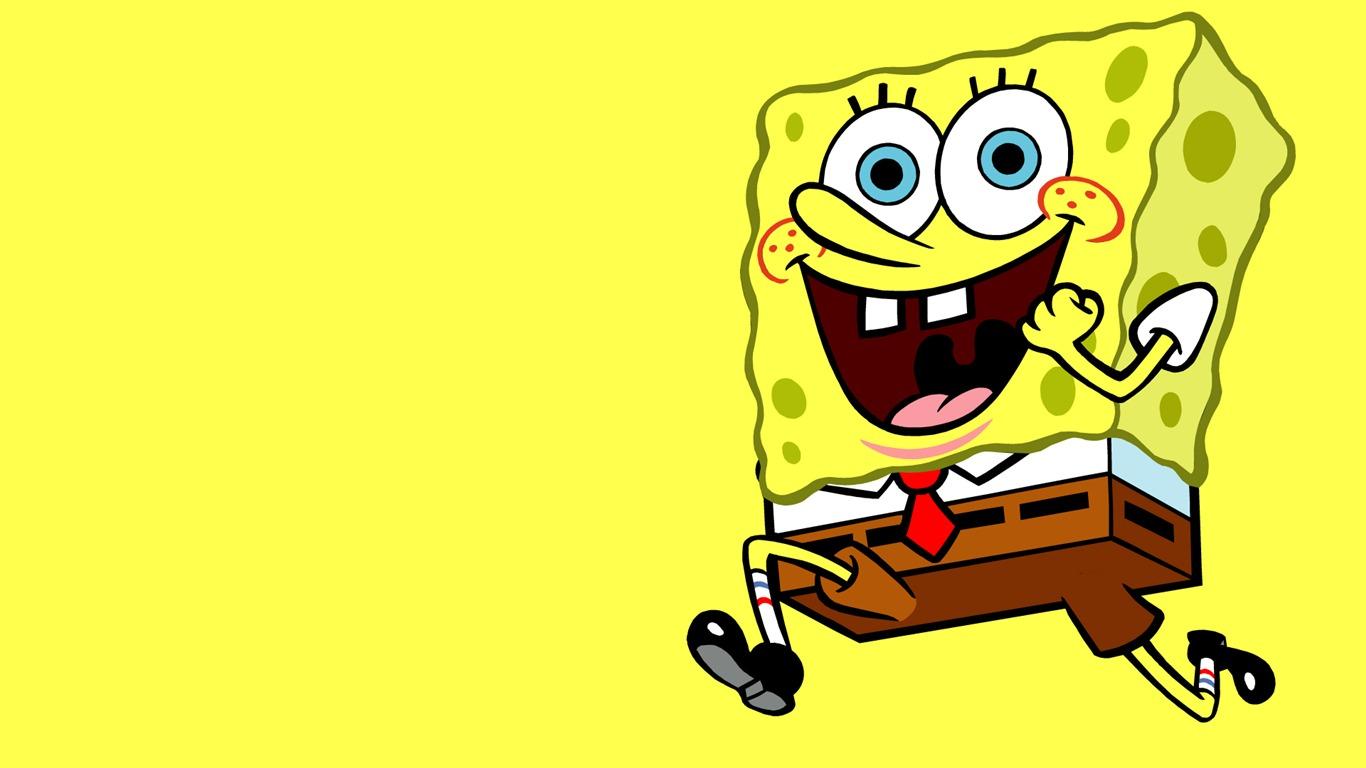Spongebob Cartoon Characters Design Desktop Wallpaper 19 Preview 10wallpaper Com