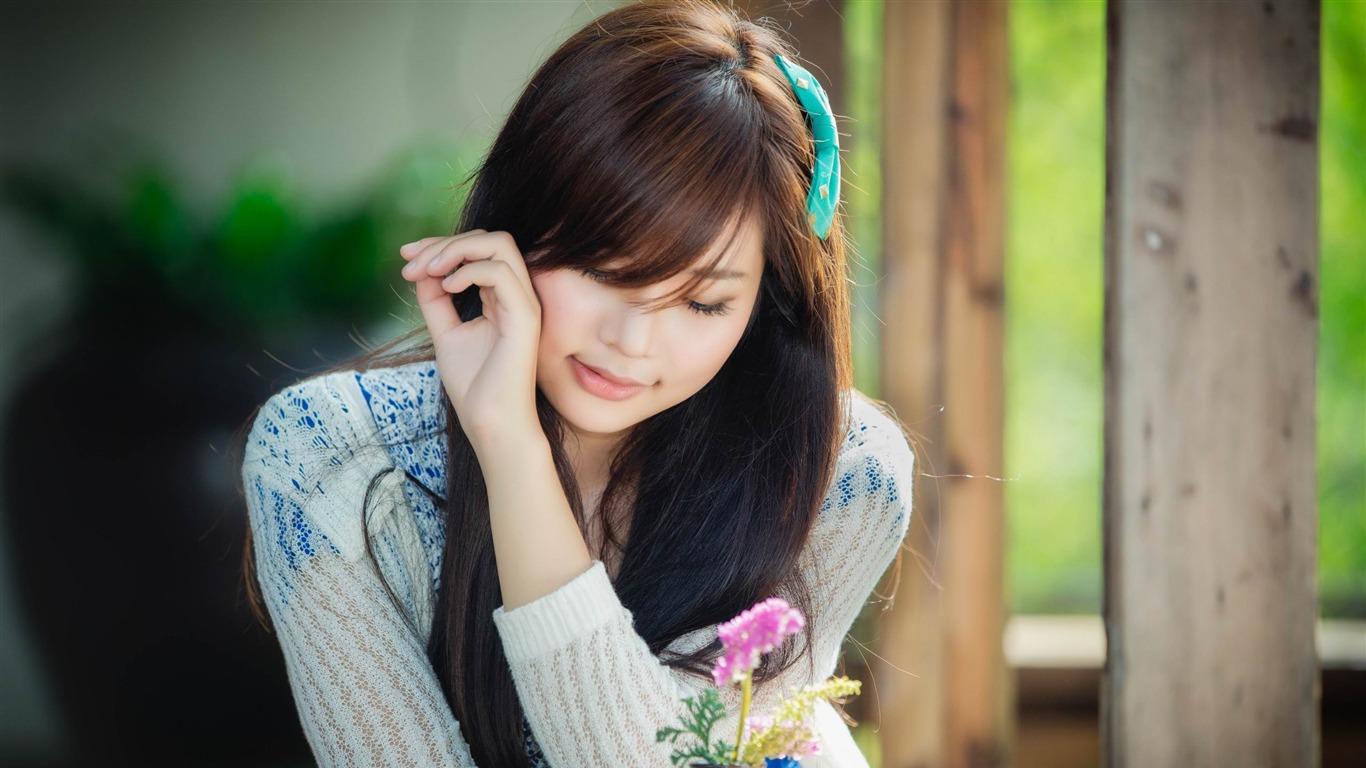 亚洲美人 写真高清壁纸预览 10wallpaper Com
