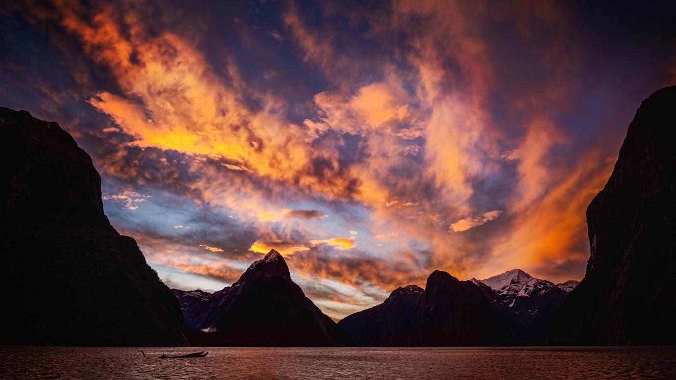 Espectaculares nubes paisajes hd fondo de pantalla avance for Fondos de pantalla espectaculares