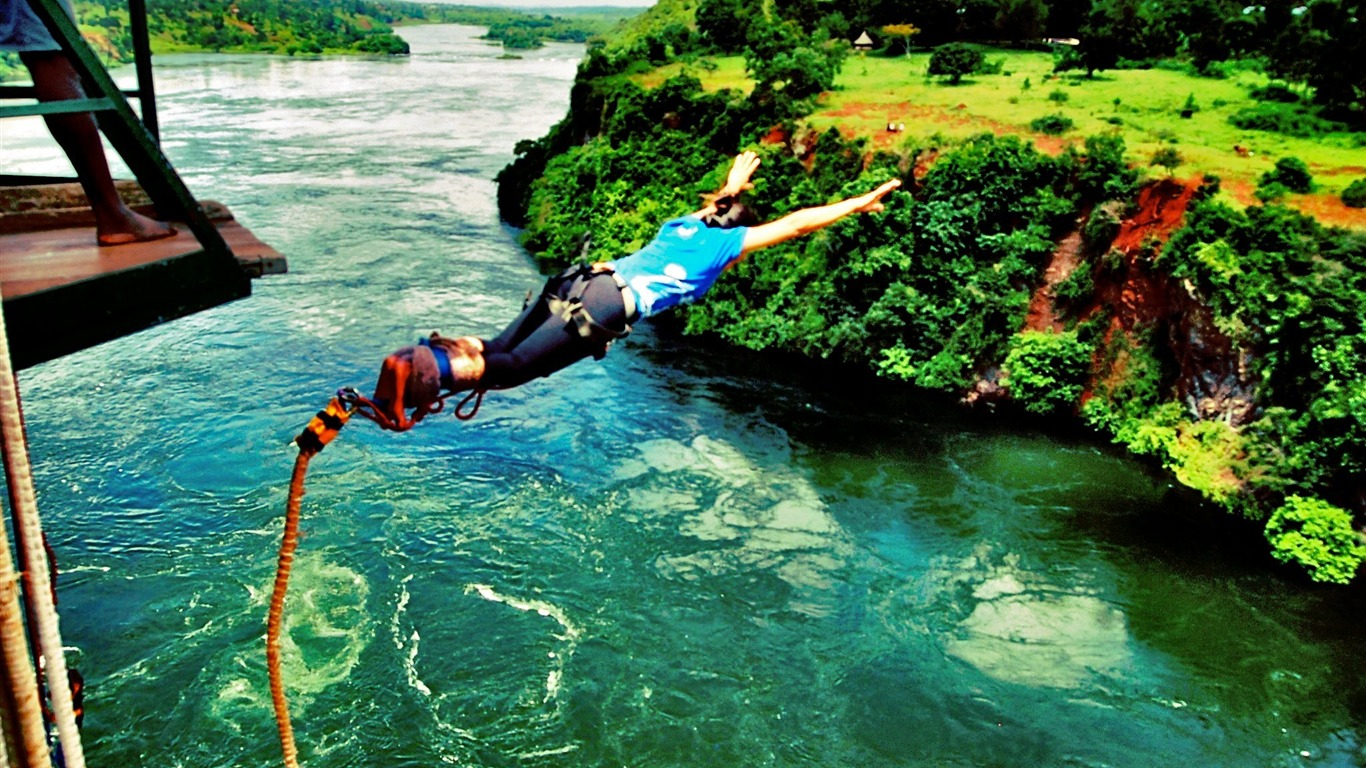 Bungee Jumping Sports Hd Wallpapers Preview 10wallpaper Com