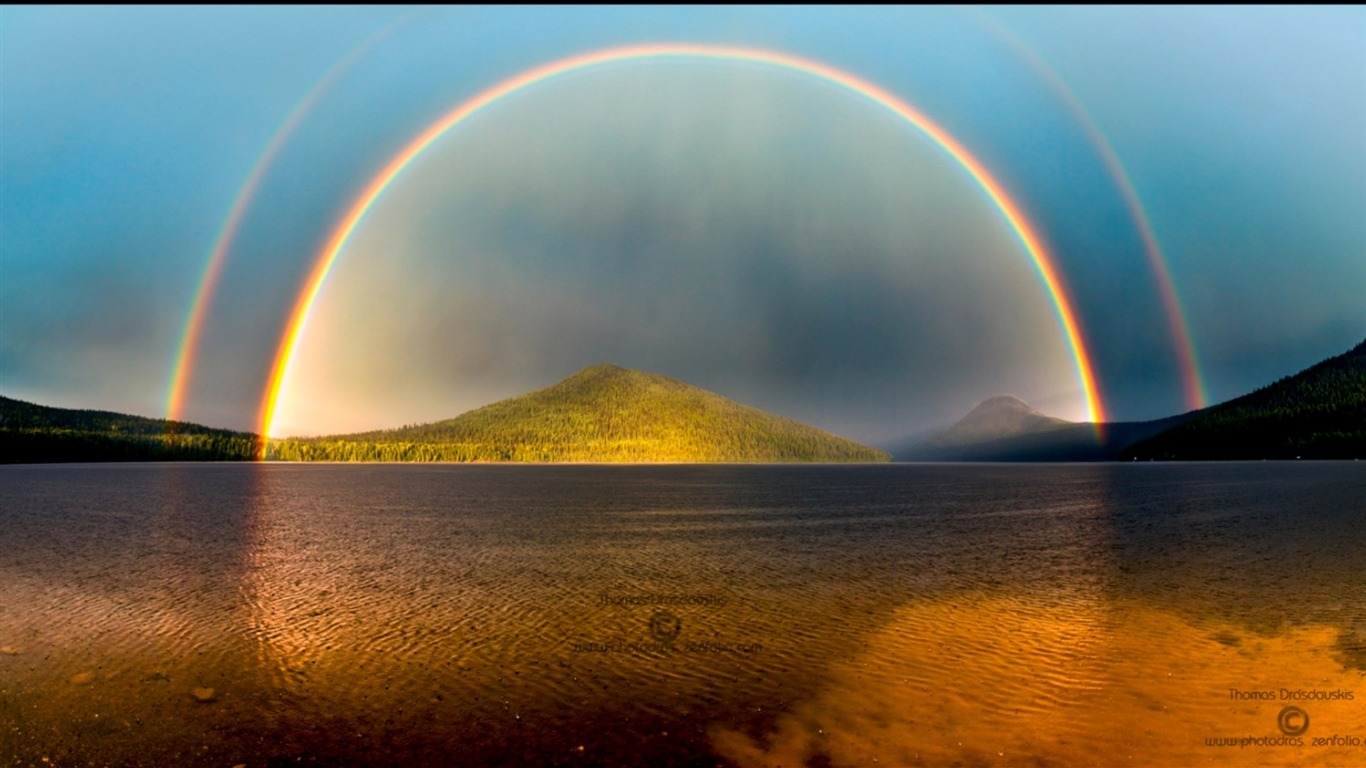 WnP: Wallpapers & Pictures: Best Double Rainbow Wallpaper  |Double Rainbow Wallpaper