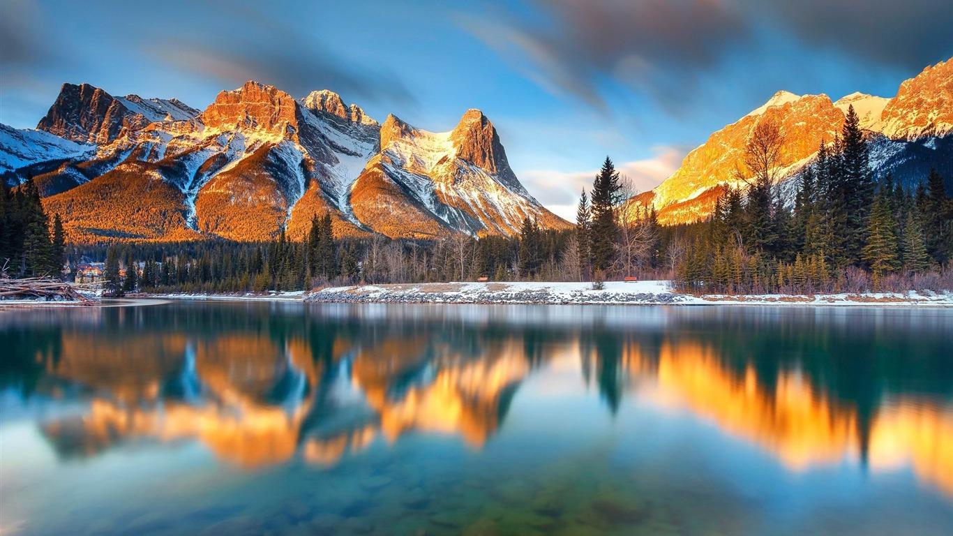alberta canadá hermosa naturaleza HD fondo de pantalla Avance ...