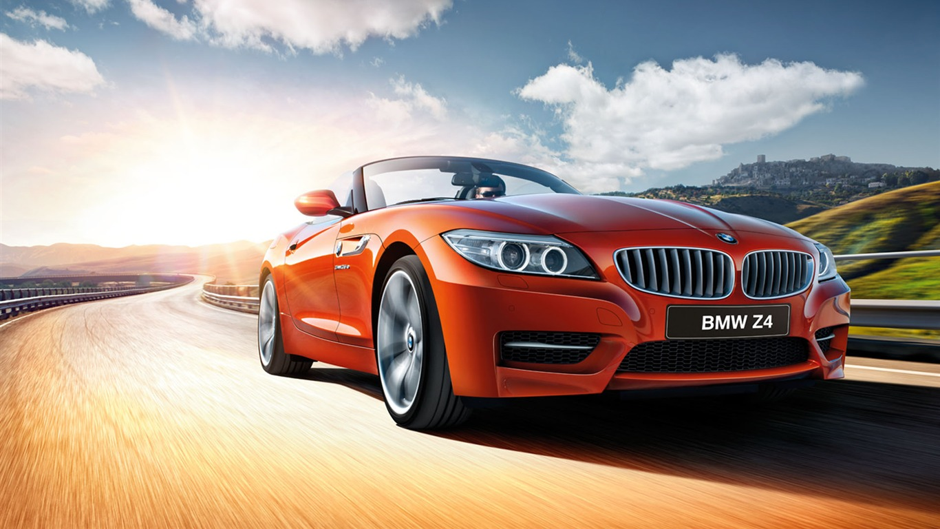 2015 Bmw Z4 Cars Hd Widescreen Wallpaper 01 Avance