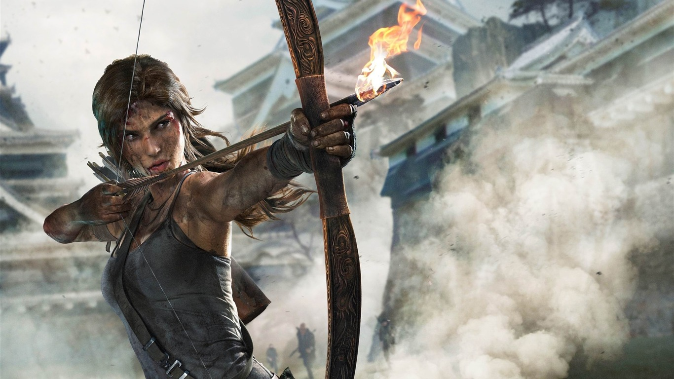 Rise Of The Tomb Raider 2015 Hd Wallpaper Del Juego 03