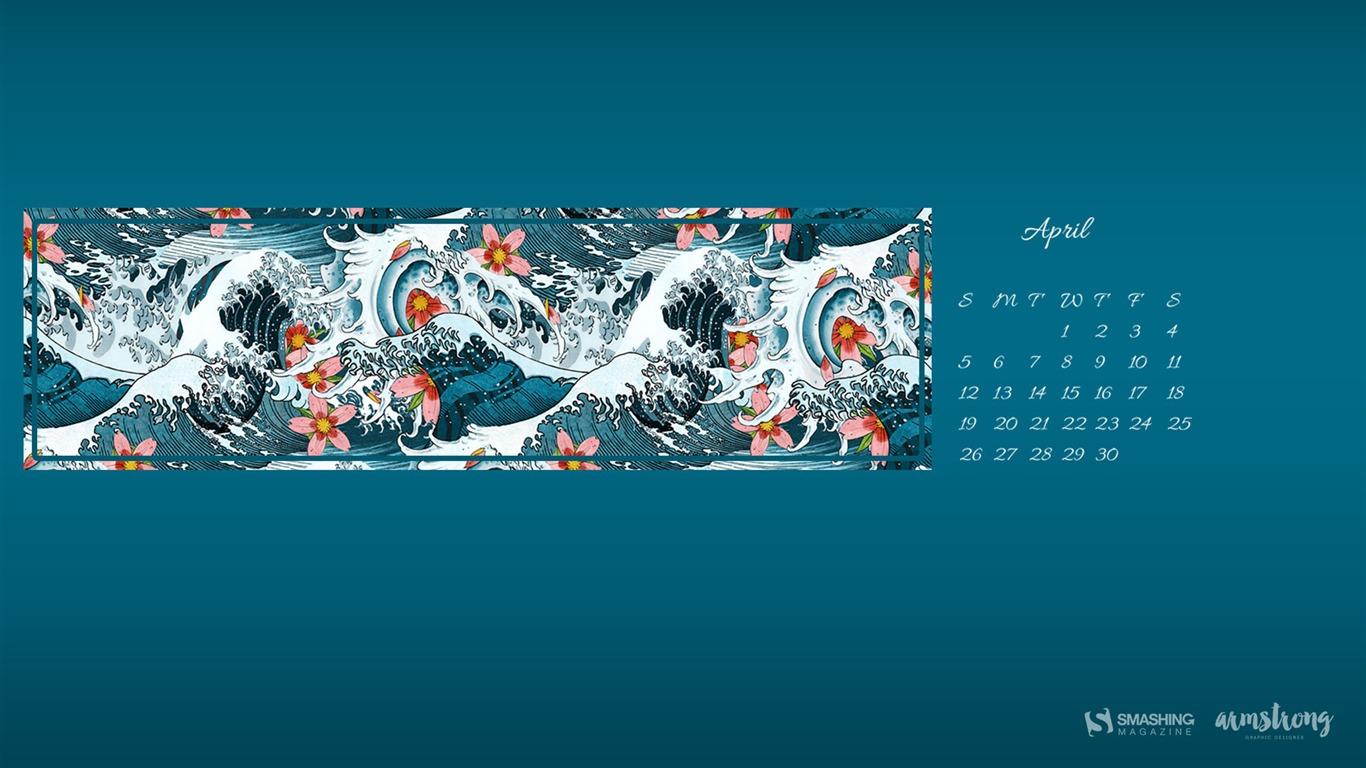 反射のための時間 15年04月カレンダー壁紙プレビュー 10wallpaper Com