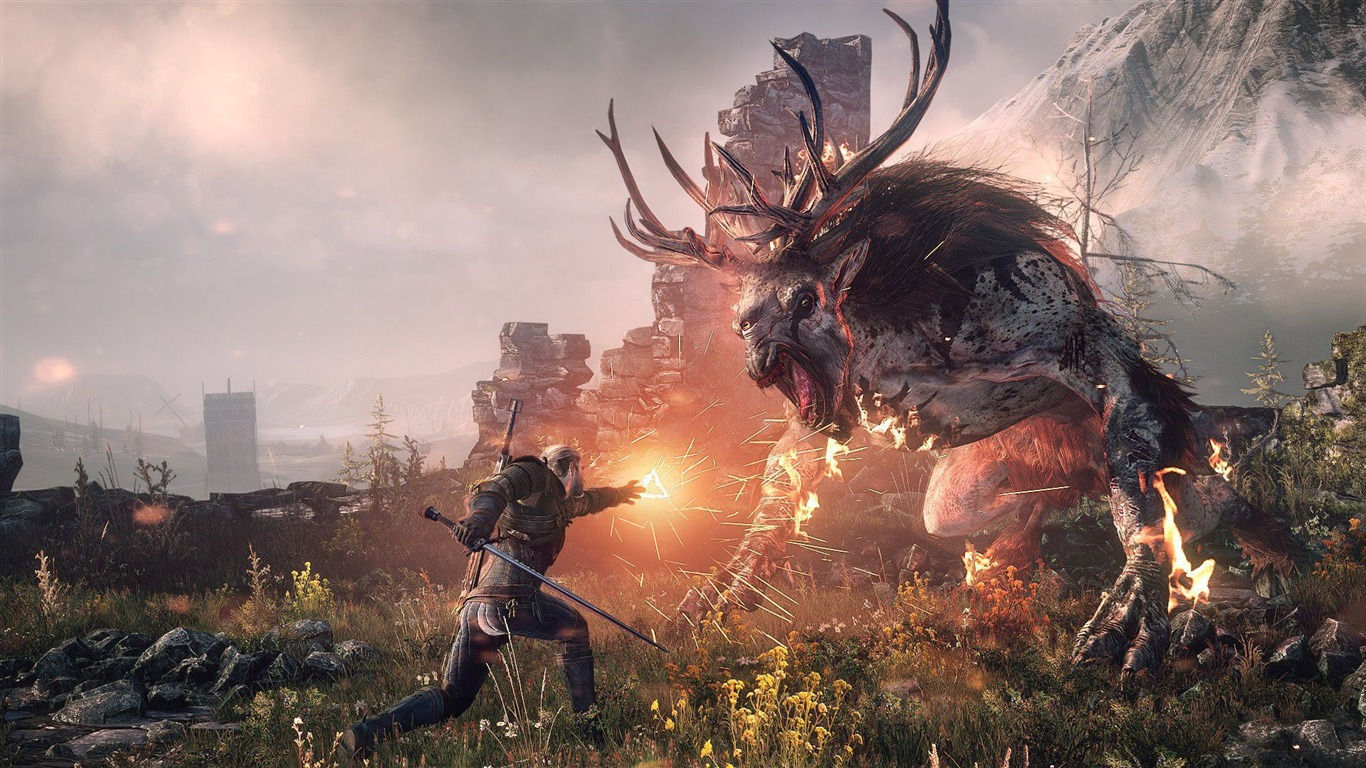 The Witcher 3 Wild Hunt Game Hd Wallpaper 06 Avance