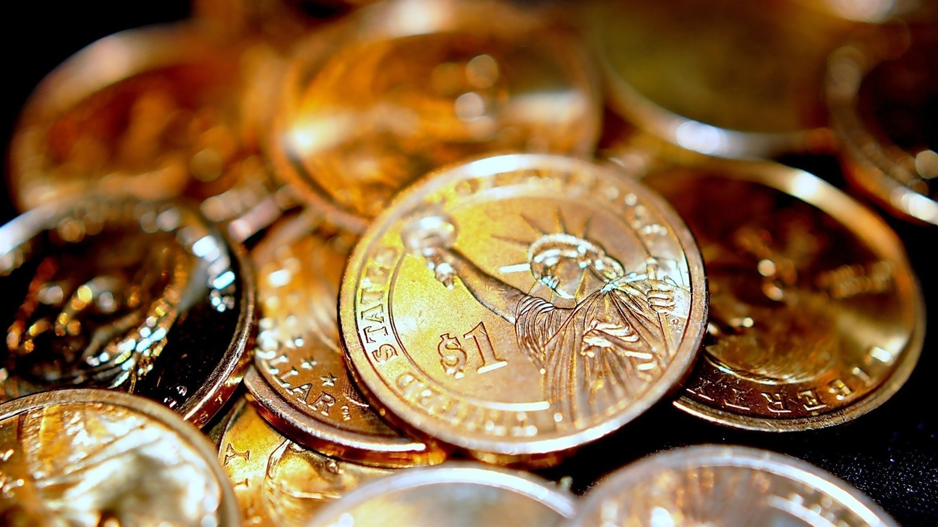 one_dollar_coins-HD_Widescreen_Wallpaper2015.3.20