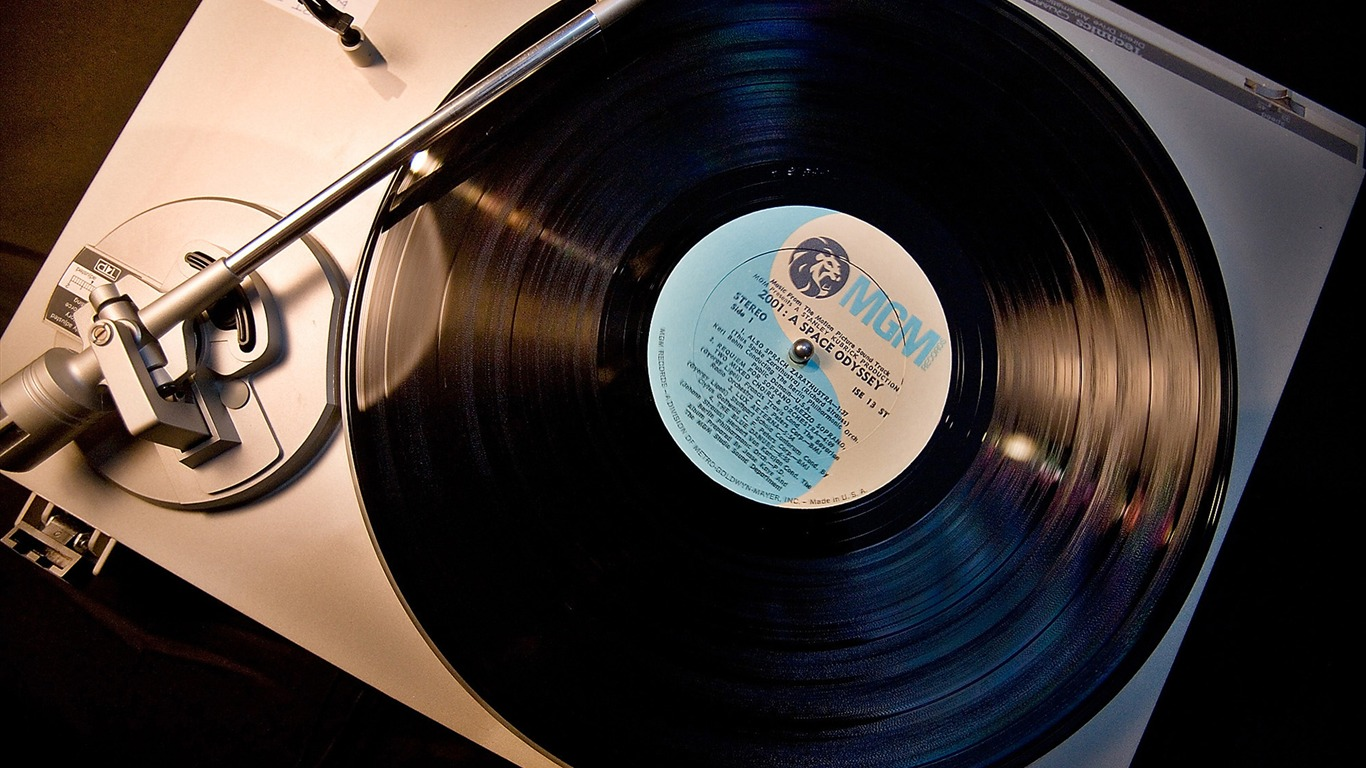 Vinyl Records Theme Hd Desktop Wallpaper 14 Preview 10wallpaper Com