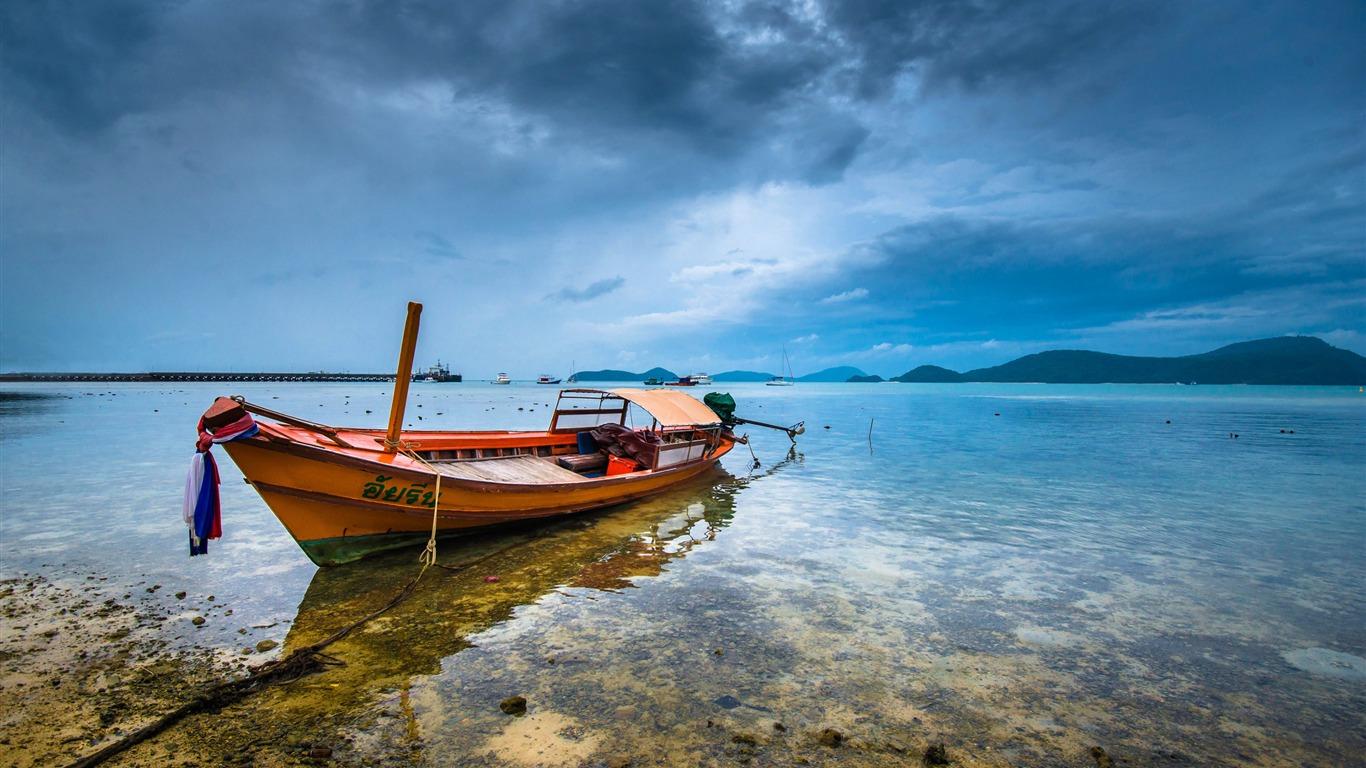 Oceanfront Phuket Thailand Photo Hd Wallpaper Preview