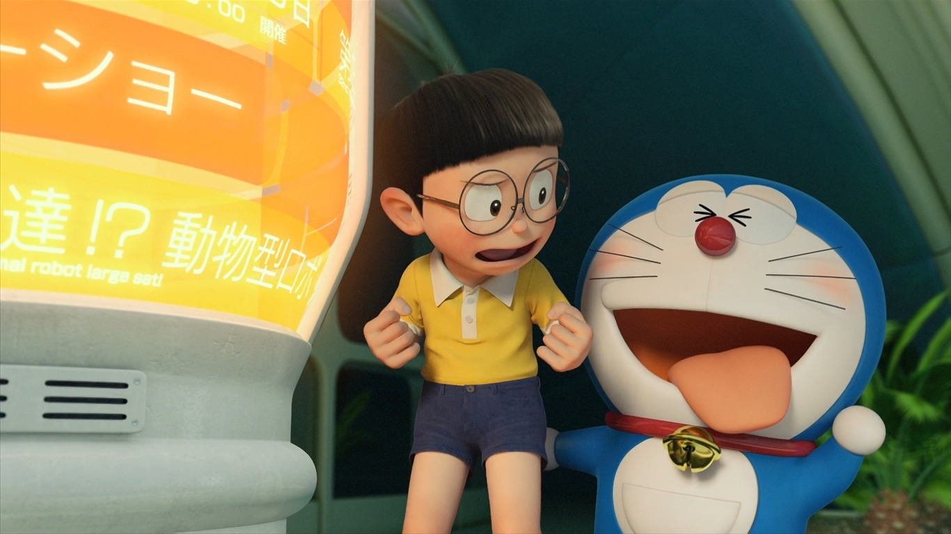 stand by me doraemon movie hd widescreen wallpaper 08 preview