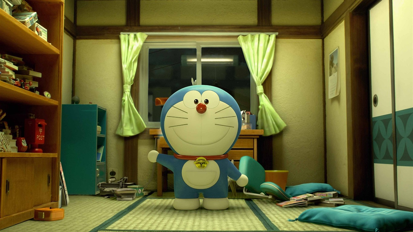 Stand By Me Doraemon Movie HD Widescreen Wallpaper 11