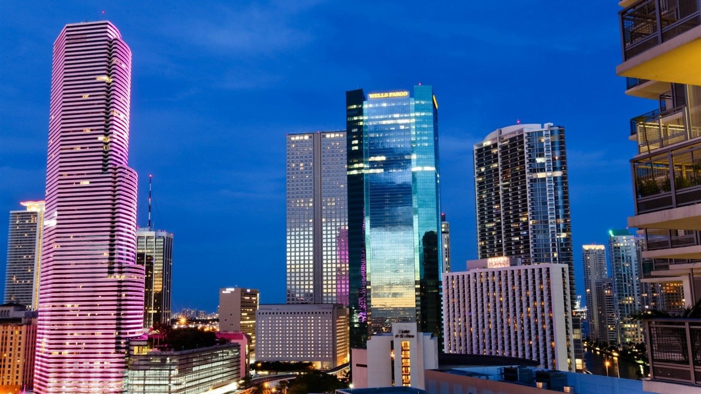 Miami Florida Ciudades Hd Wallpapers Avance 10wallpapercom
