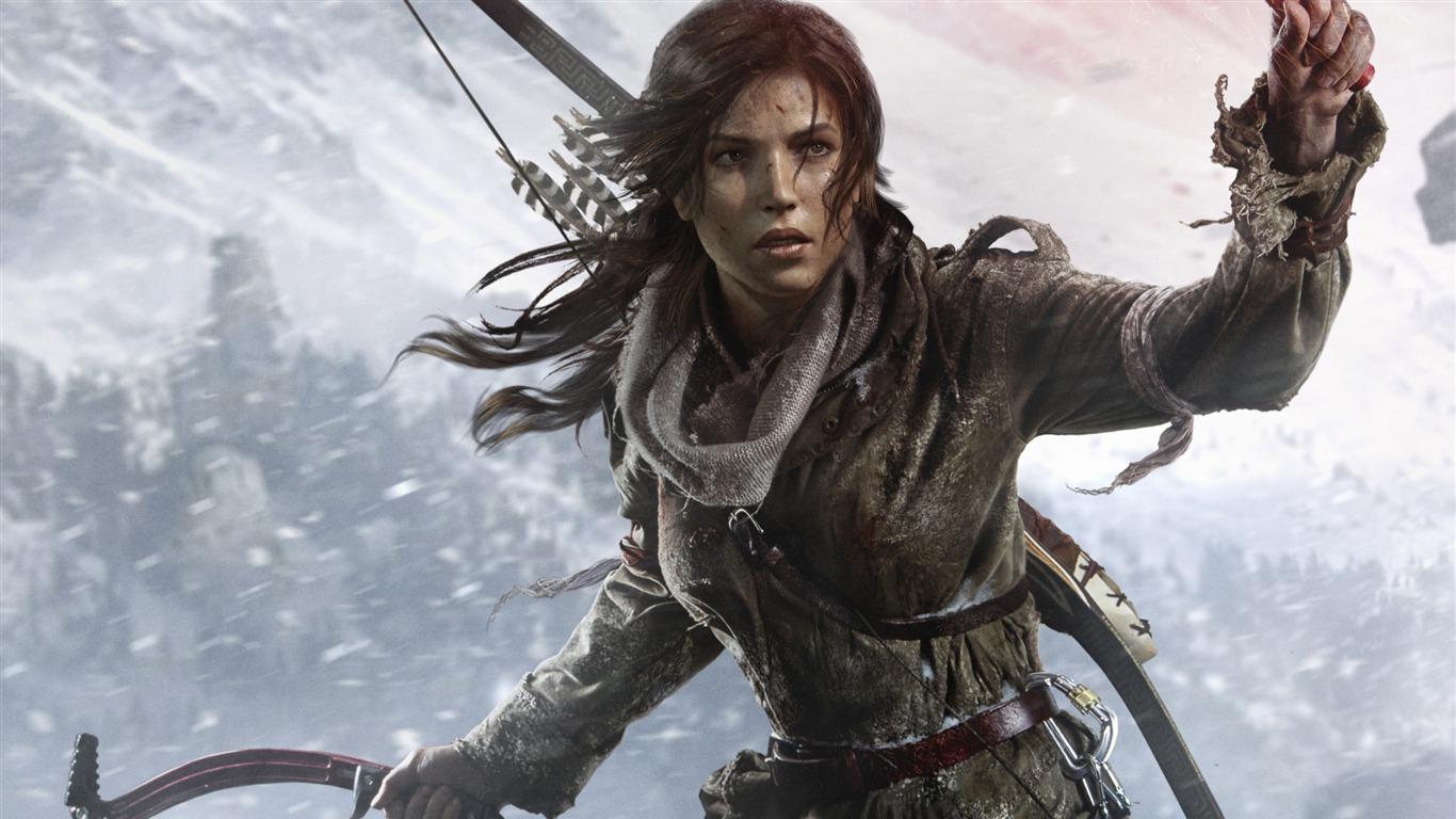 Rise Of Tomb Raider 2015 Hd Wallpaper Del Juego 17 Avance