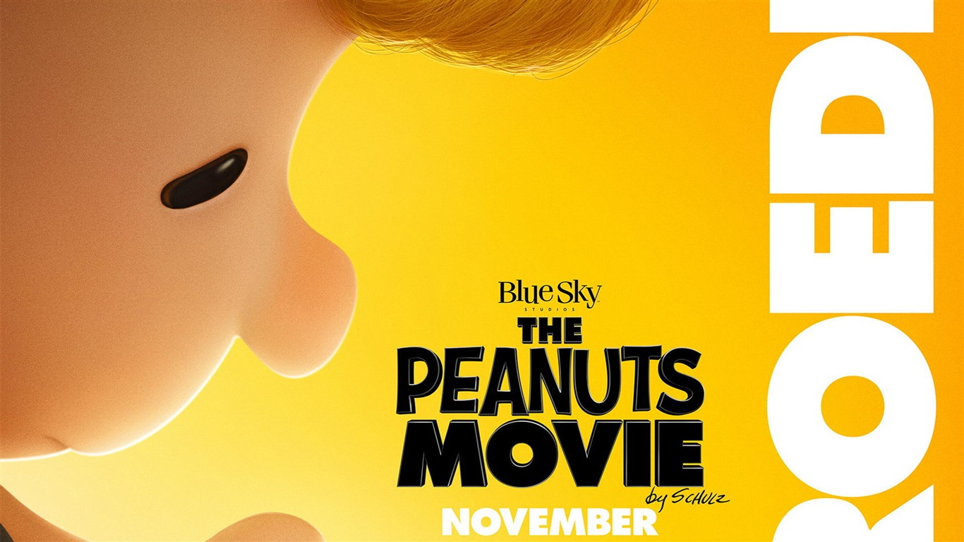 Snoopy ピーナッツ2015ムービーのhd壁紙プレビュー 10wallpaper Com