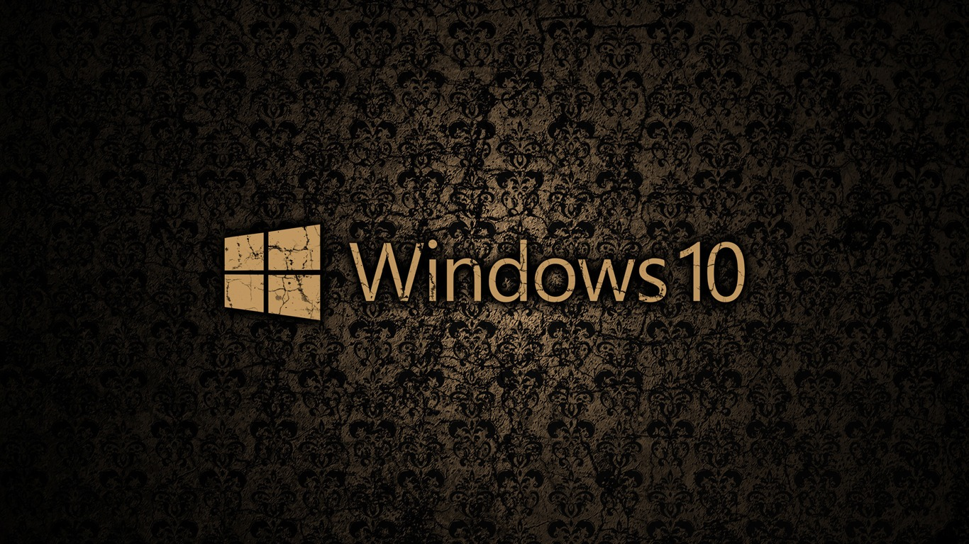 Antique Design Windows 10 Hd Theme Desktop Wallpaper 04 Preview