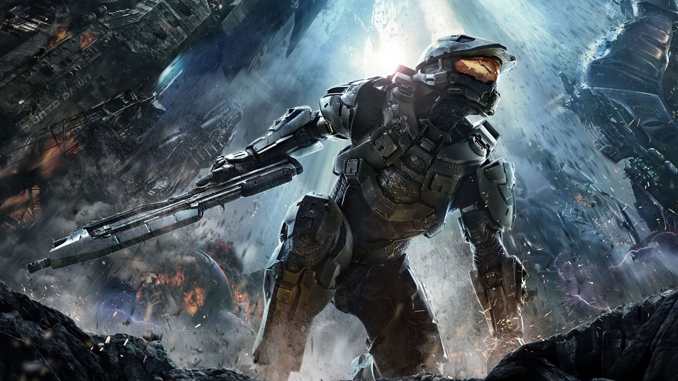 26626 Halo 5 Guardians Hd Wallpaper