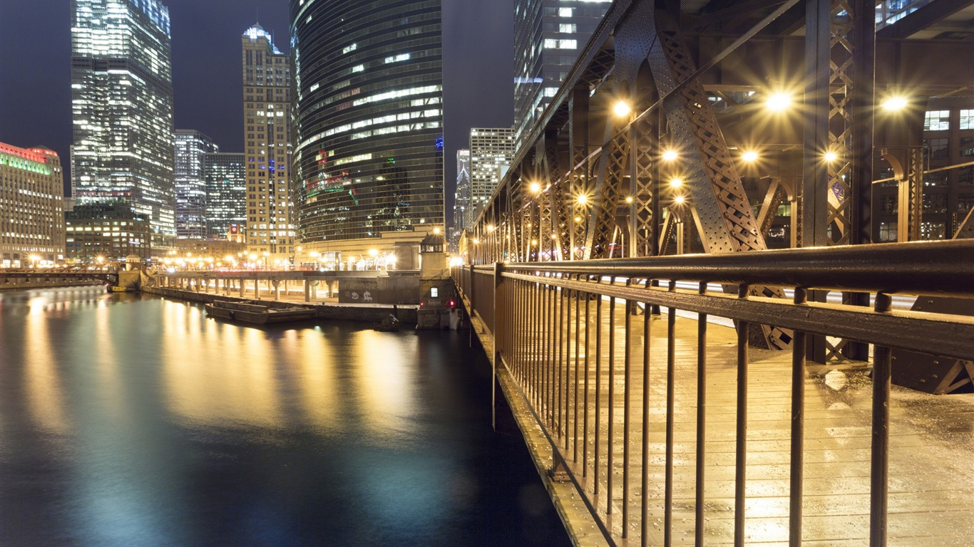 Lake Street Chicago Photography Hd Wallpaper Preview 10wallpaper Com