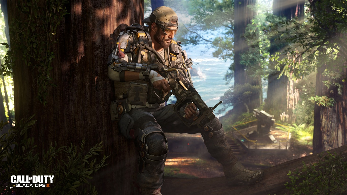 Call of Duty Black Ops 3 Game Wallpaper
