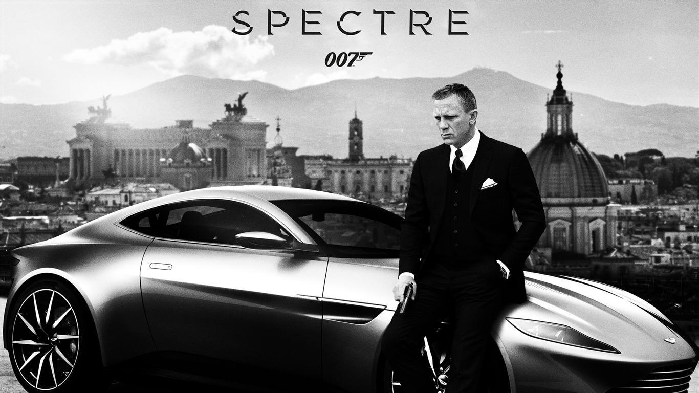 Spectre 15ジェームス ボンド007作品の壁紙プレビュー 10wallpaper Com