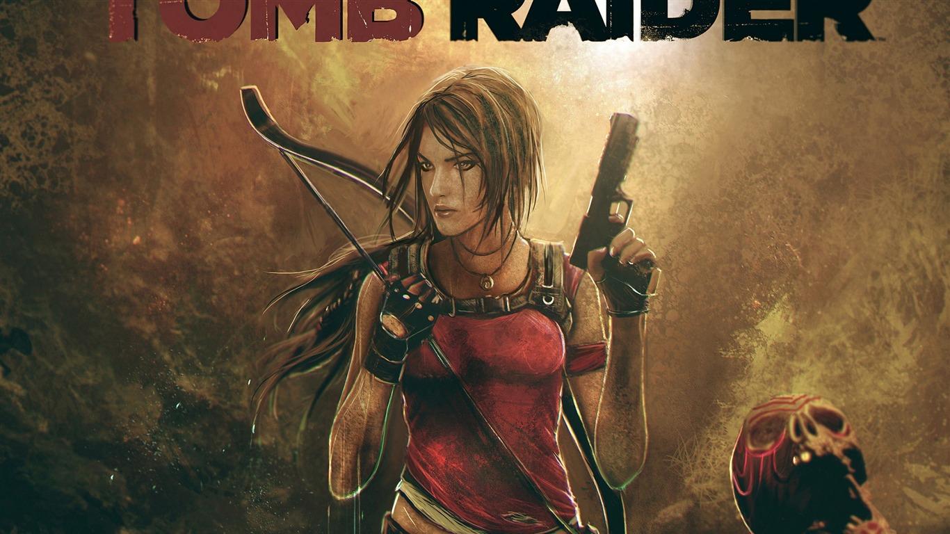 Tomb Raider Lara Croft Game Hd Wallpaper 16 Preview