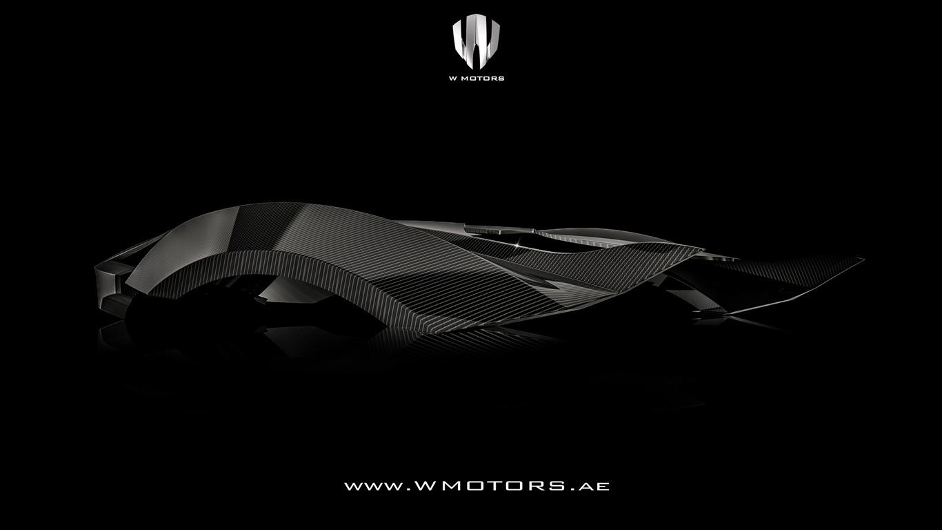 2016 w motors fenyr supersport hd fond d 39 cran aper u for Fond ecran hd 2016