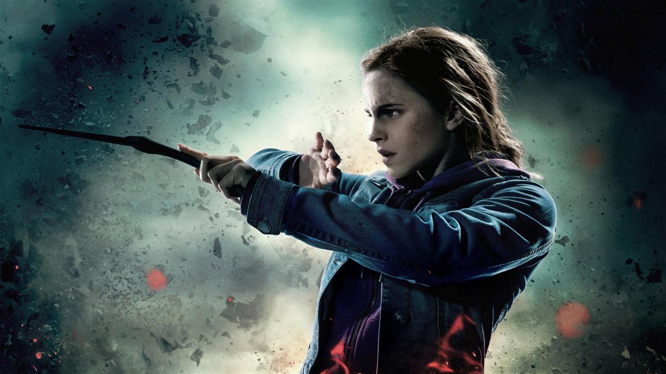 Harry Potter Y Las Reliquias De La Muerte Movie Pósters Hd